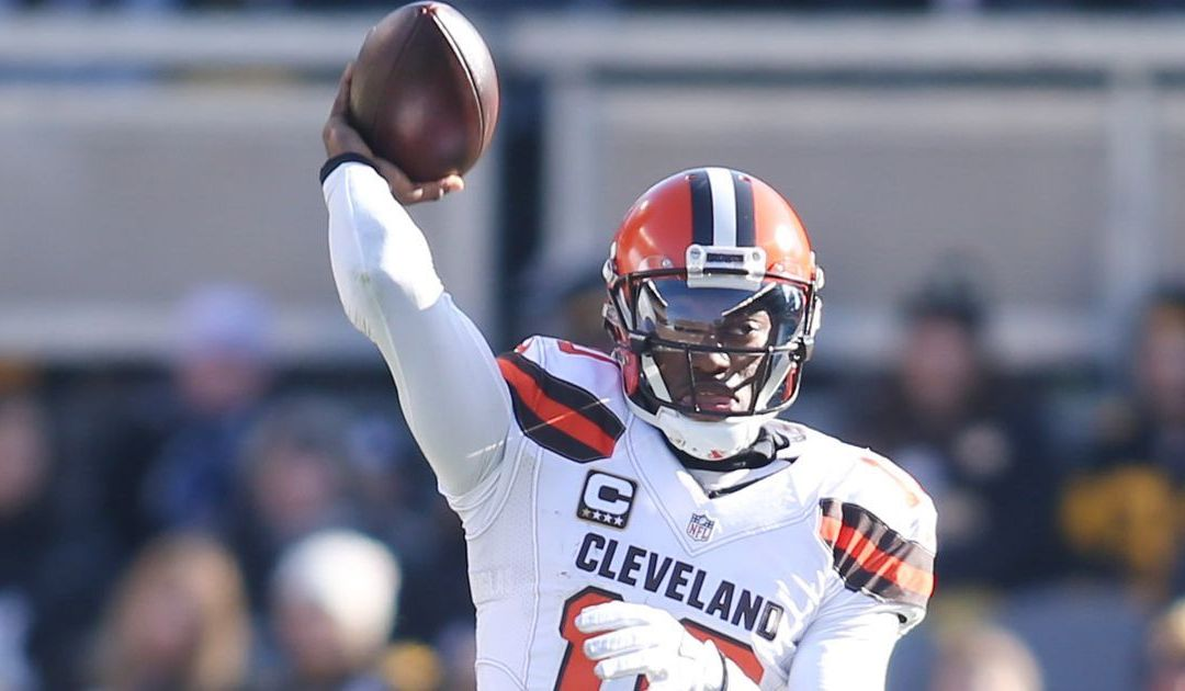 Robert Griffin III to be released by Browns after one year