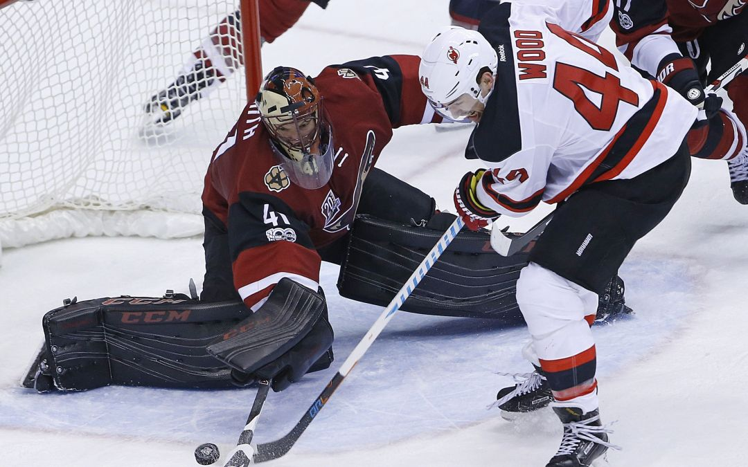 Arizona Coyotes vs. New Jersey Devils