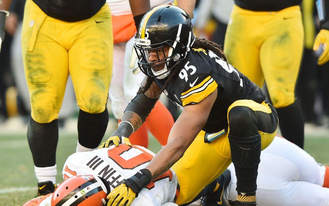 Ex-Steelers 1st-rounder Jarvis Jones visits Cardinals