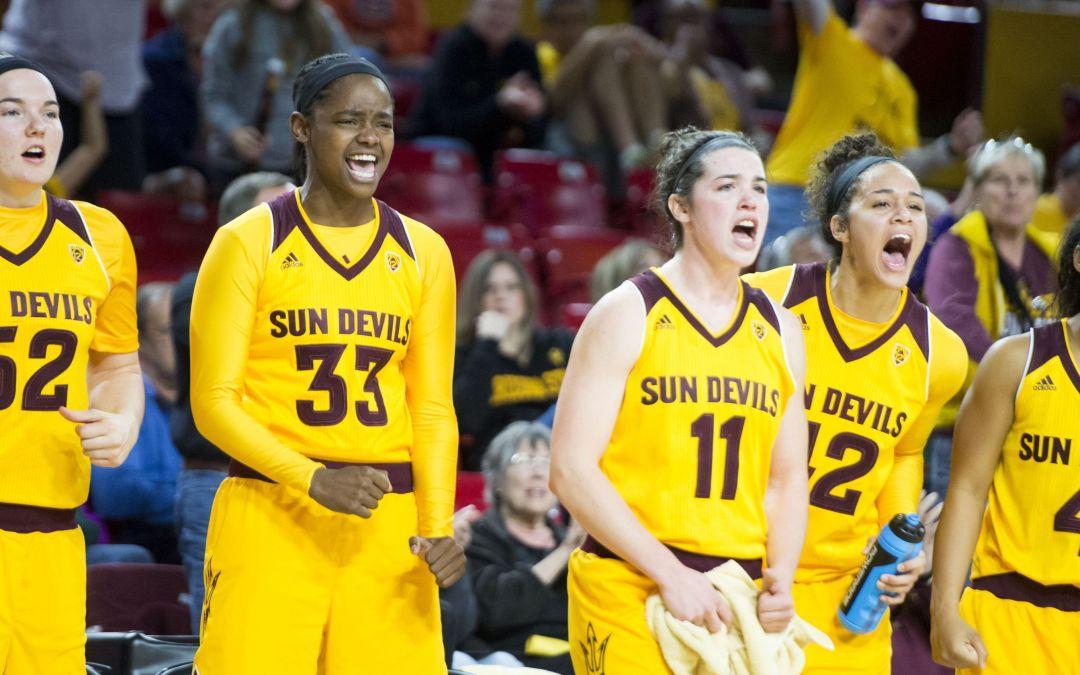 ASU women at full strength for NCAA Tournament