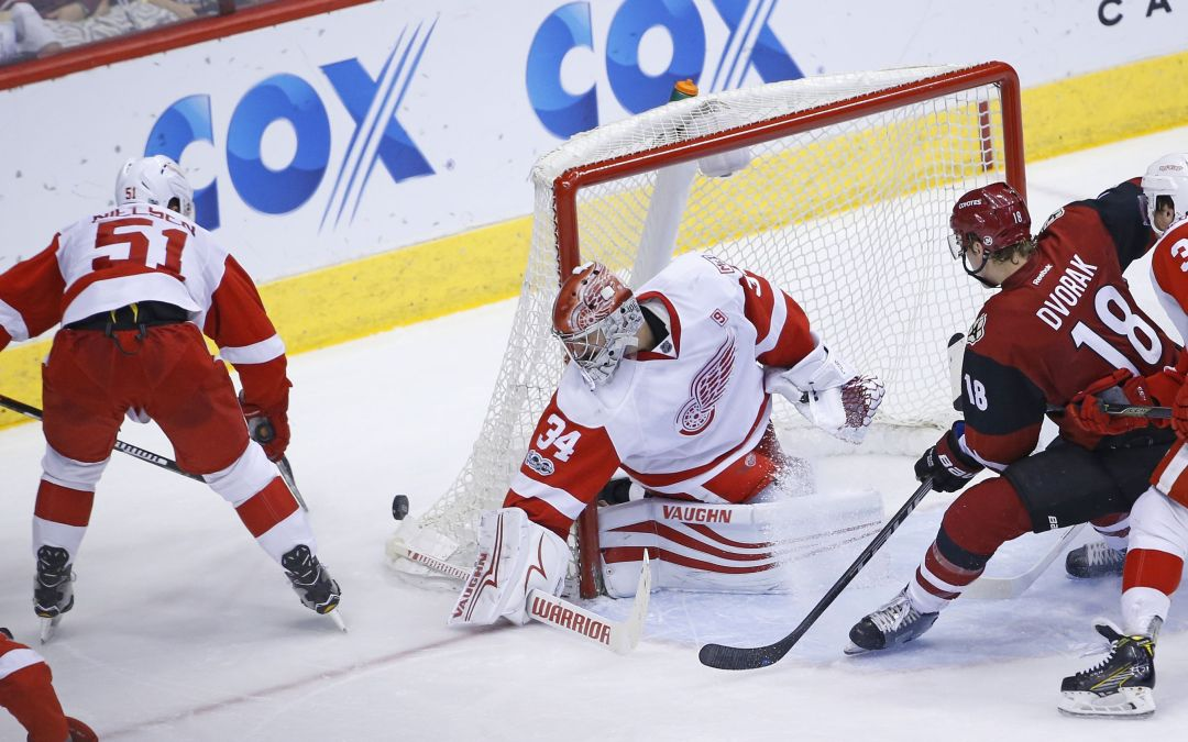 Arizona Coyotes vs. Detroit Red Wings