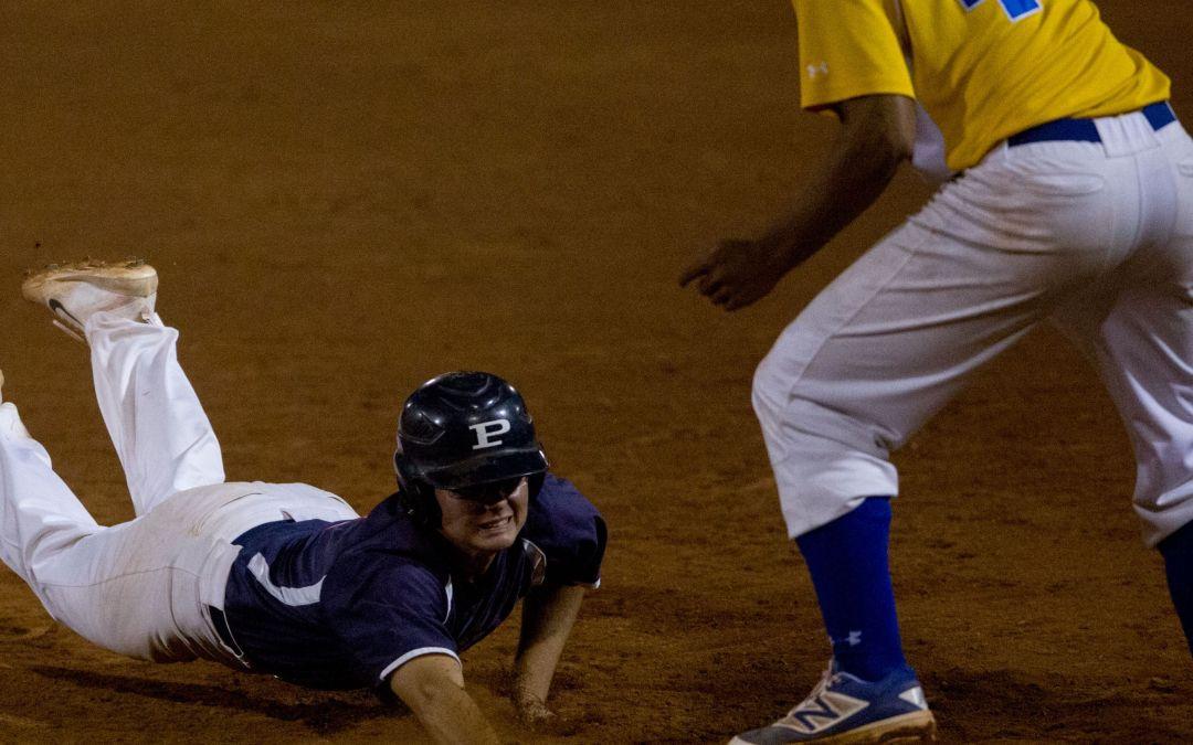 High school baseball: Pinnacle vs. Stillwater (Okla.)