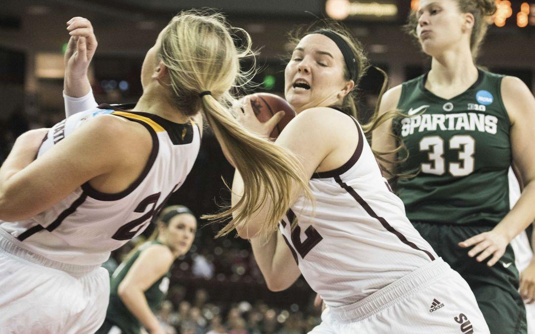 Arizona State women's basketball advances to NCAA Tournament's second round