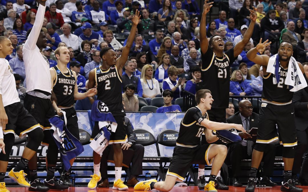 Dayton falls victim to NCAA tourney madness