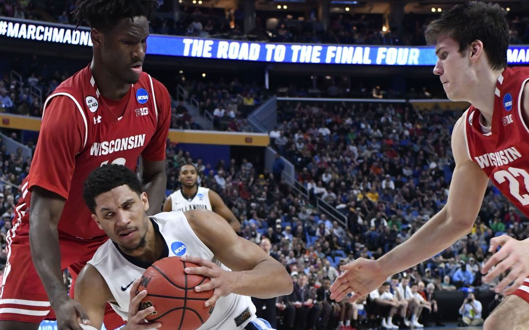 Wisconsin was seeded too low, which hurt the Badgers — and Villanova