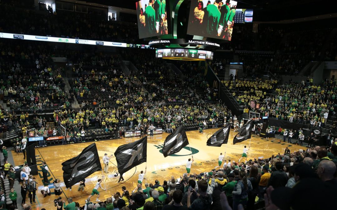 Did new facilities help USC, Oregon NCAA Tournament cause?