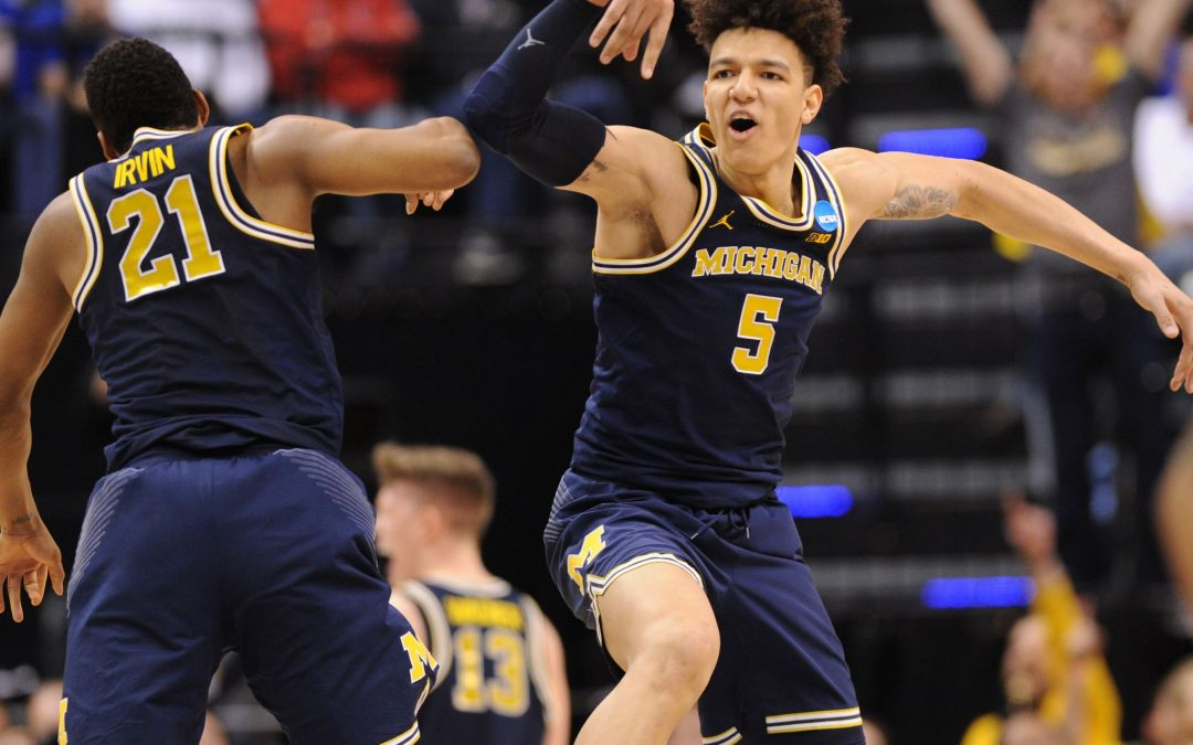March Madness is dismissing the Big Ten in the NCAA tournament