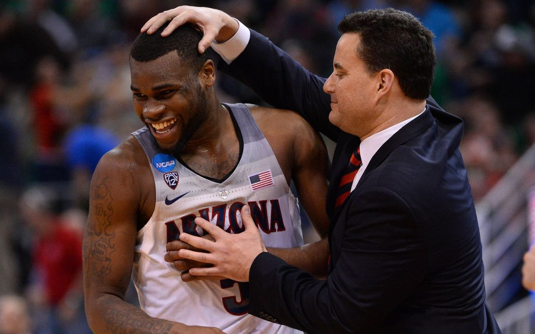 Arizona Wildcats' Sweet 16 game time announced