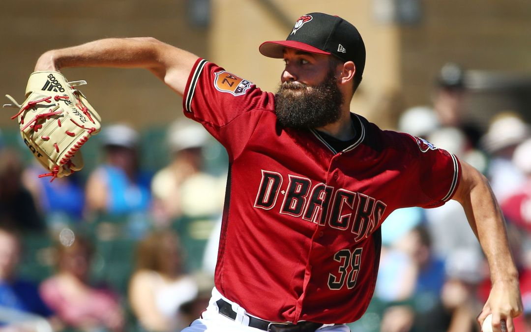 Robbie Ray 'crisp' as Diamondbacks down Royals
