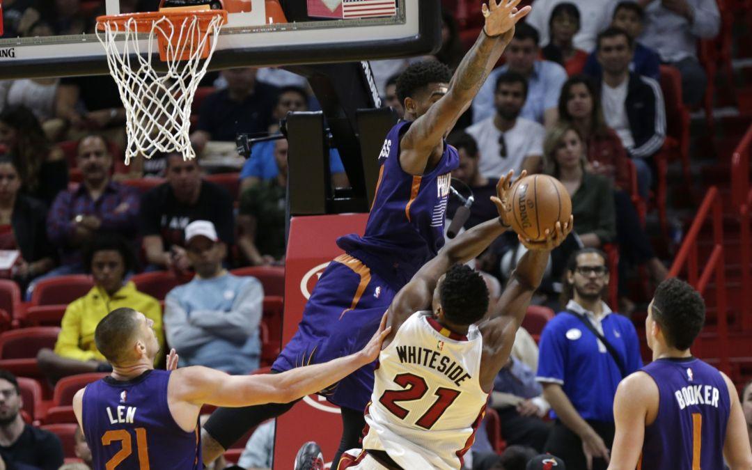 Phoenix Suns at Miami Heat