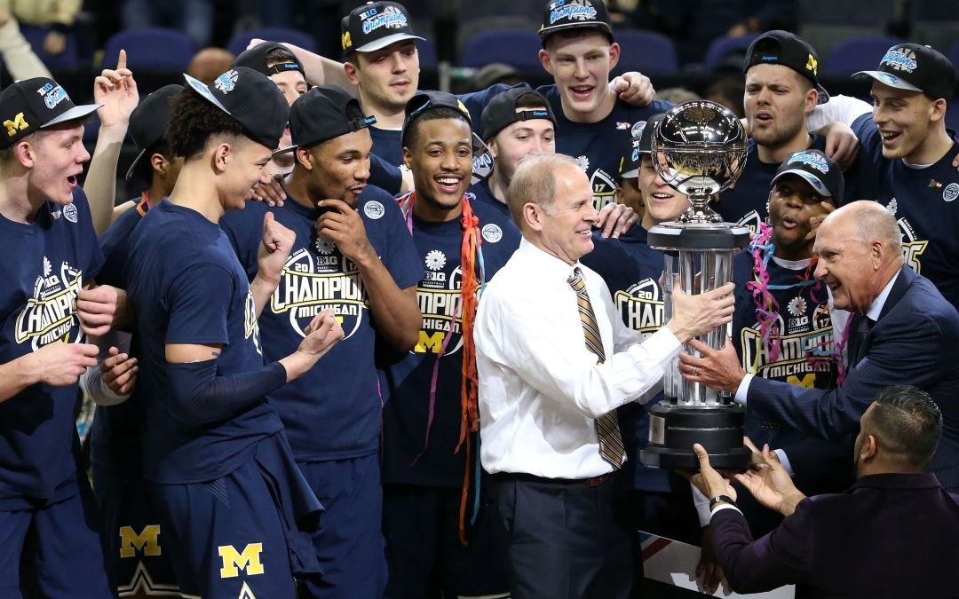 Forgive me, but I'm rooting for the story: John Beilein and Michigan