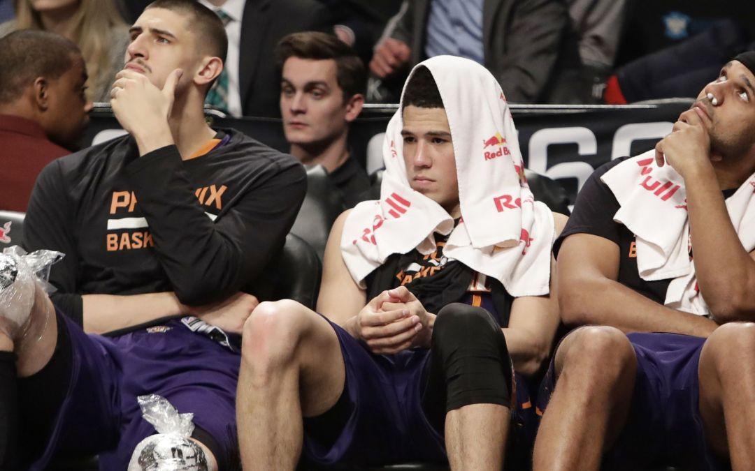 Phoenix Suns at Brooklyn Nets