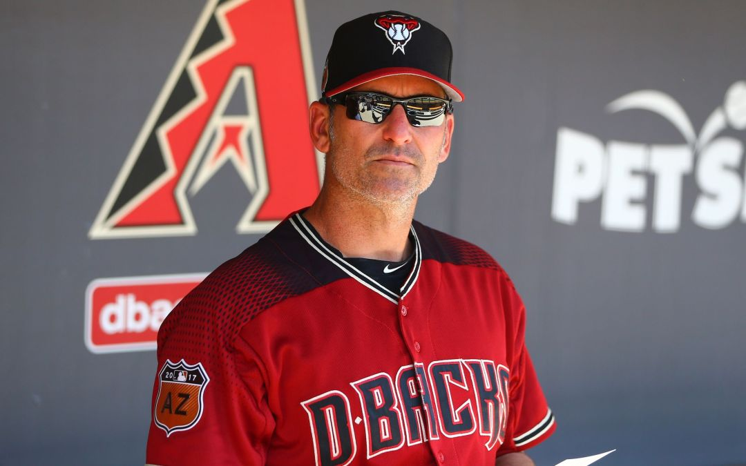 Diamondbacks manager Torey Lovullo names starting rotation