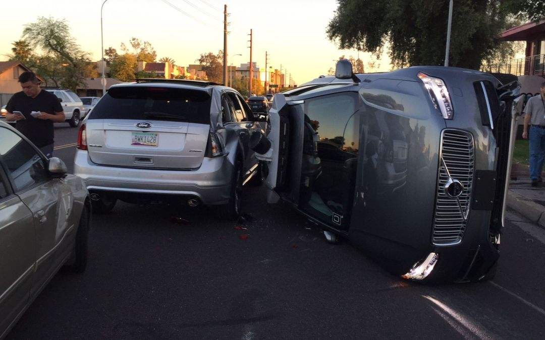 Who was at fault in self-driving Uber crash? Accounts in Tempe police report disagree