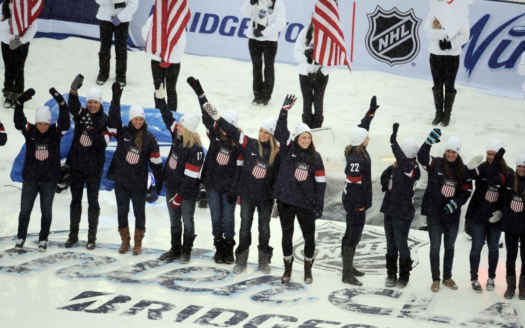 No deal yet for USA Hockey, boycotting women's team