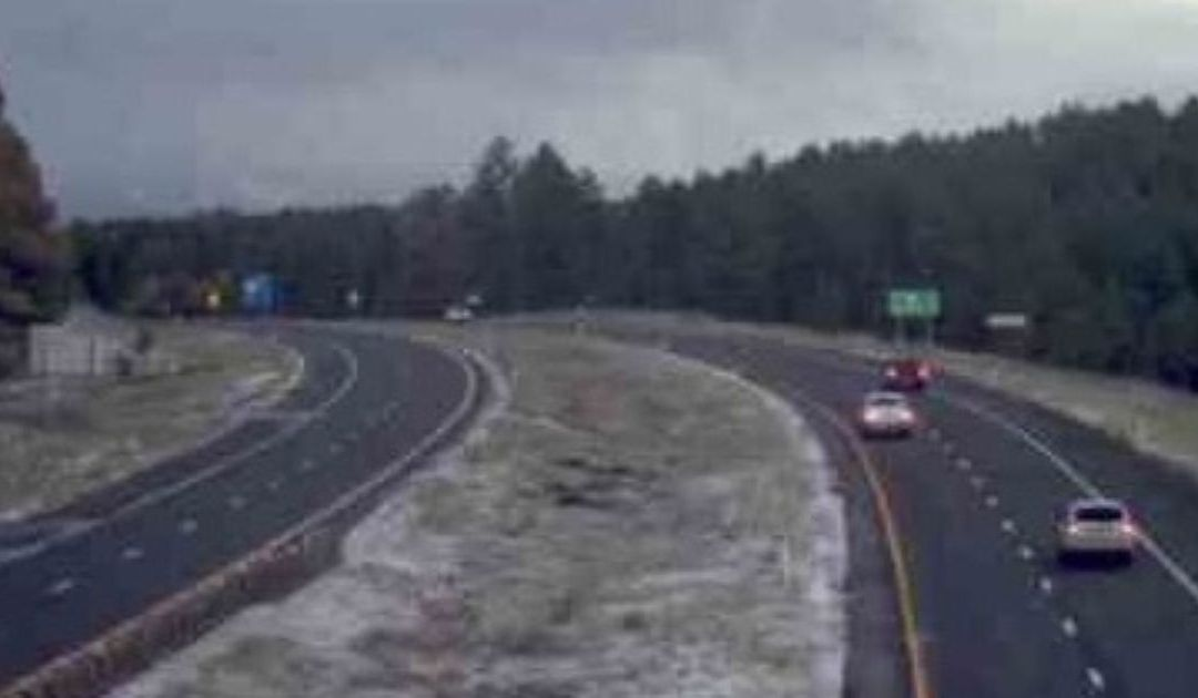 High winds sweep across Arizona; advisory issued out of Flagstaff
