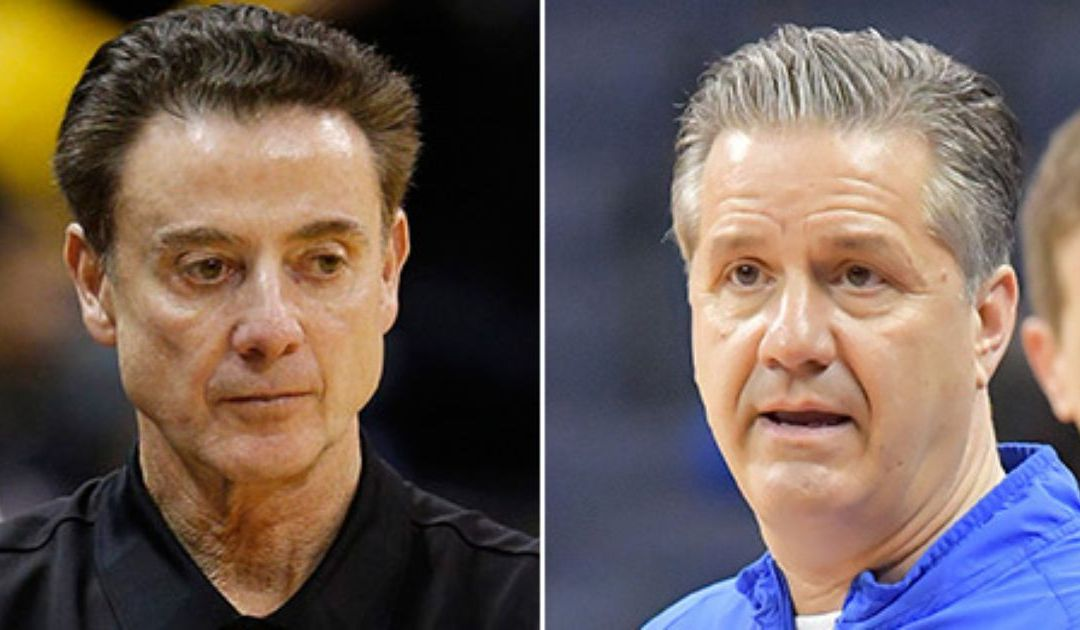 Rick Pitino and John Calipari's $7 million connection