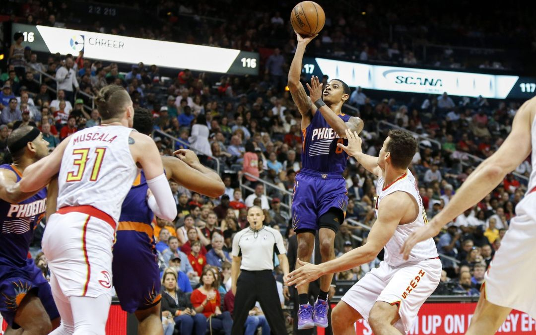 Suns want rookie guard Tyler Ulis to look for his shot
