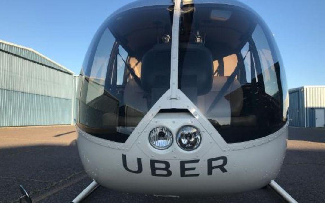 UberChopper offers rides around Final Four