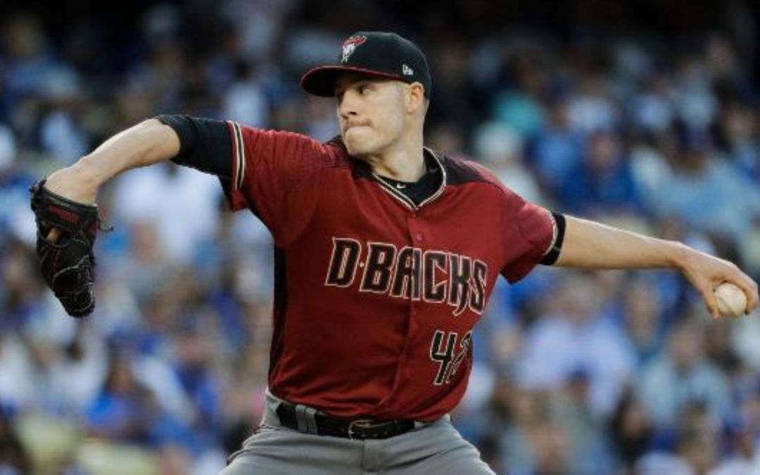 D-Backs lefty Patrick Corbin talks about his outing vs. Dodgers