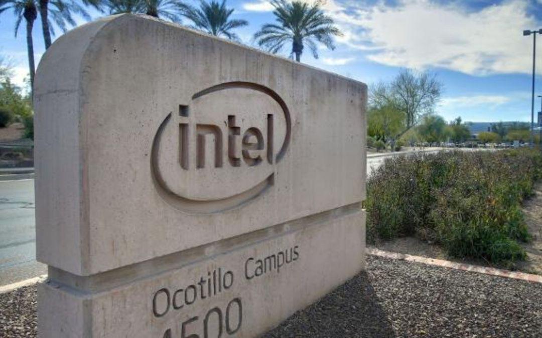Intel unveils a huge solar array at Chandler-Ocotillo campus