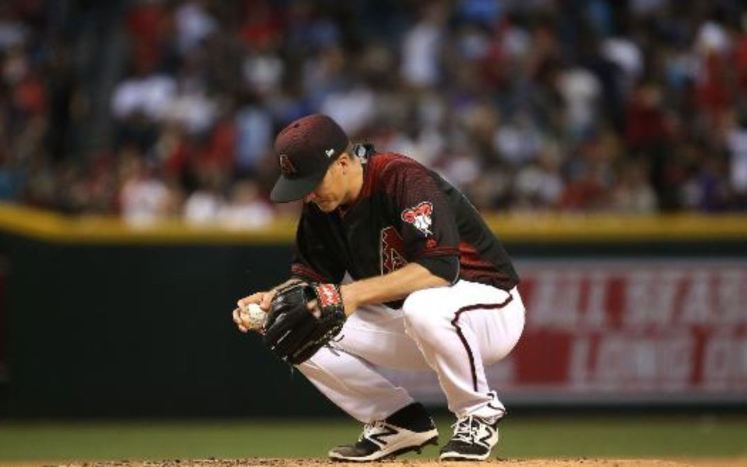 Zack Greinke after outing vs. Rockies