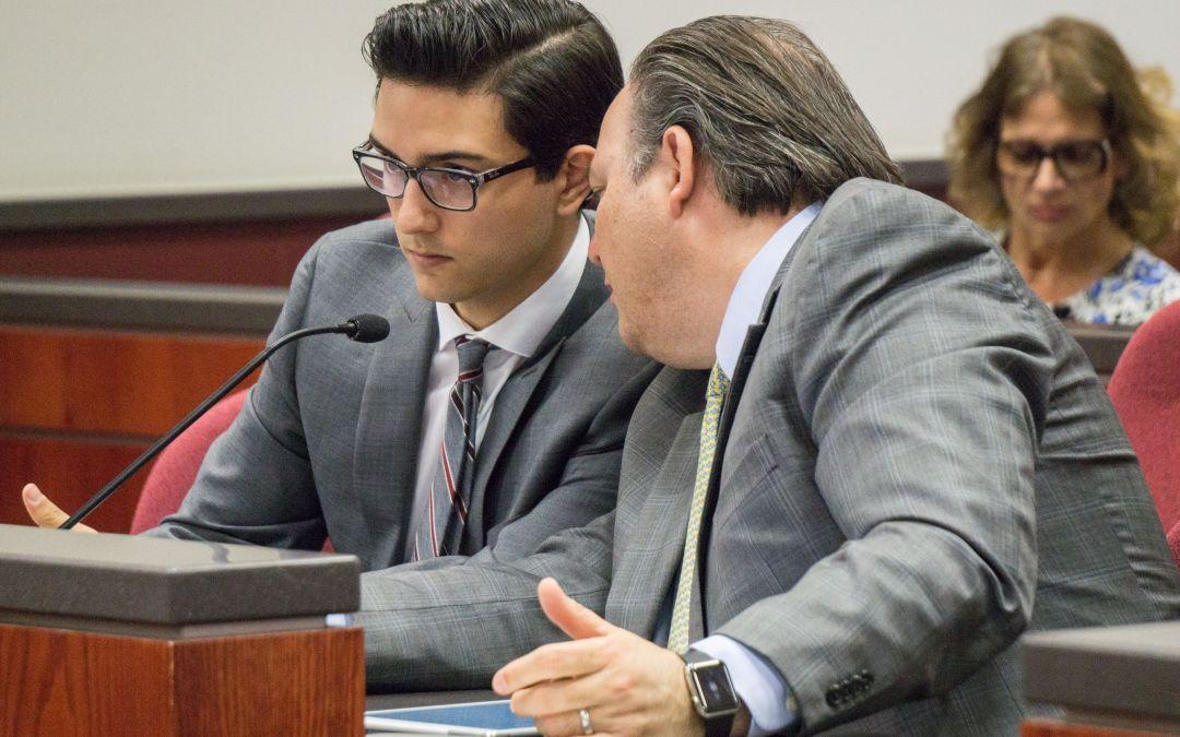 Northern Arizona University shooting trial