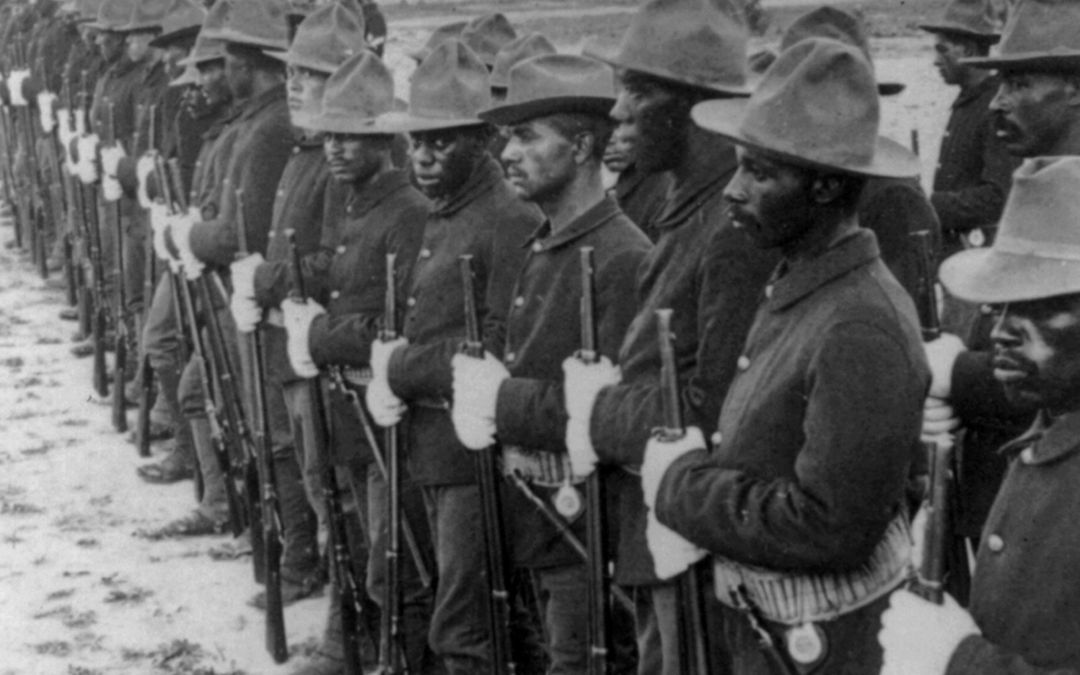 Remembering the Buffalo Soldiers in the Southwest