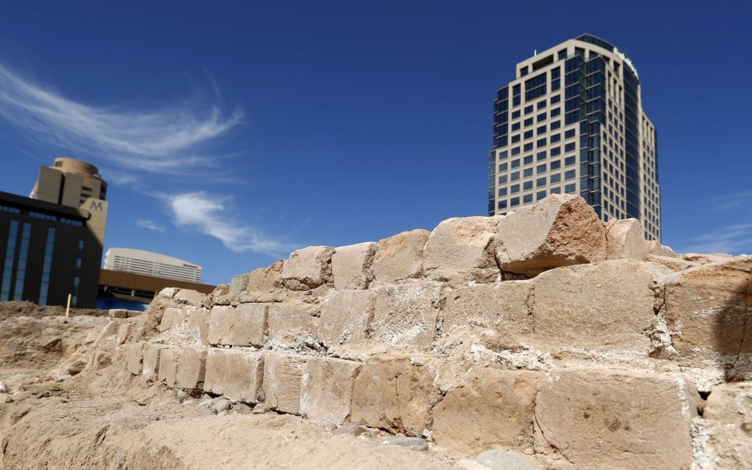 Downtown Phoenix grocery store construction site yields prehistoric artifacts