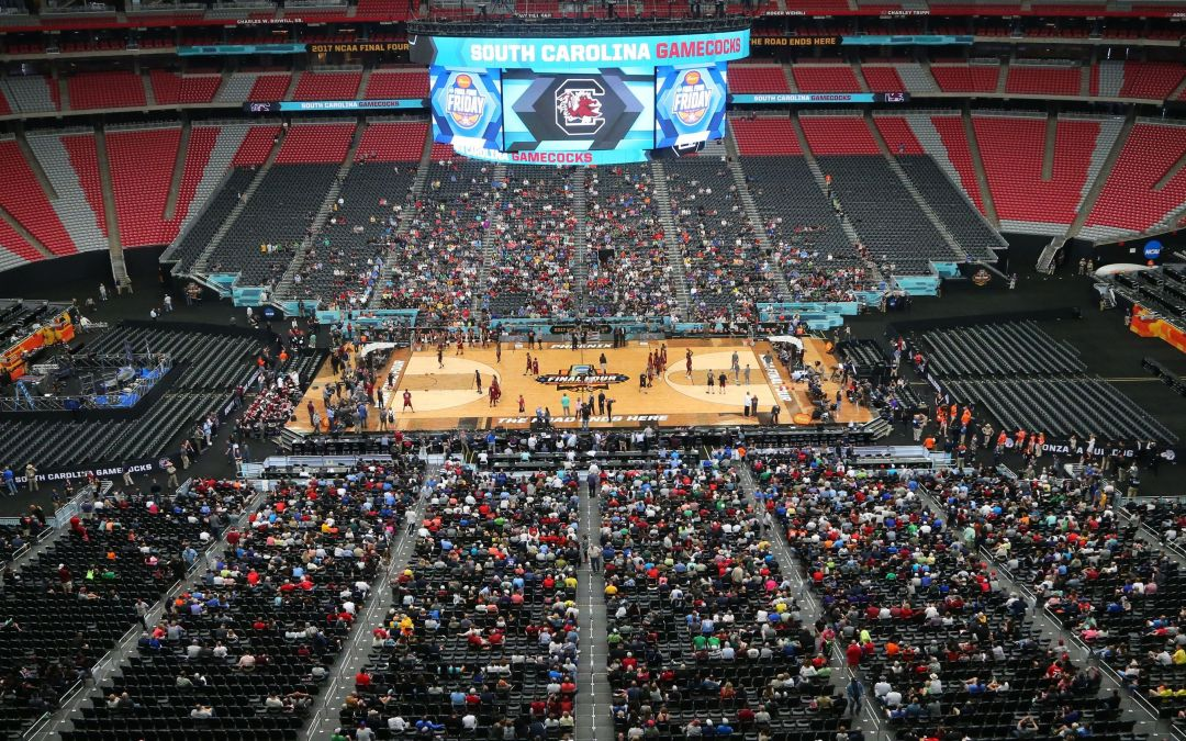 What would you pay for these views at the Final Four?