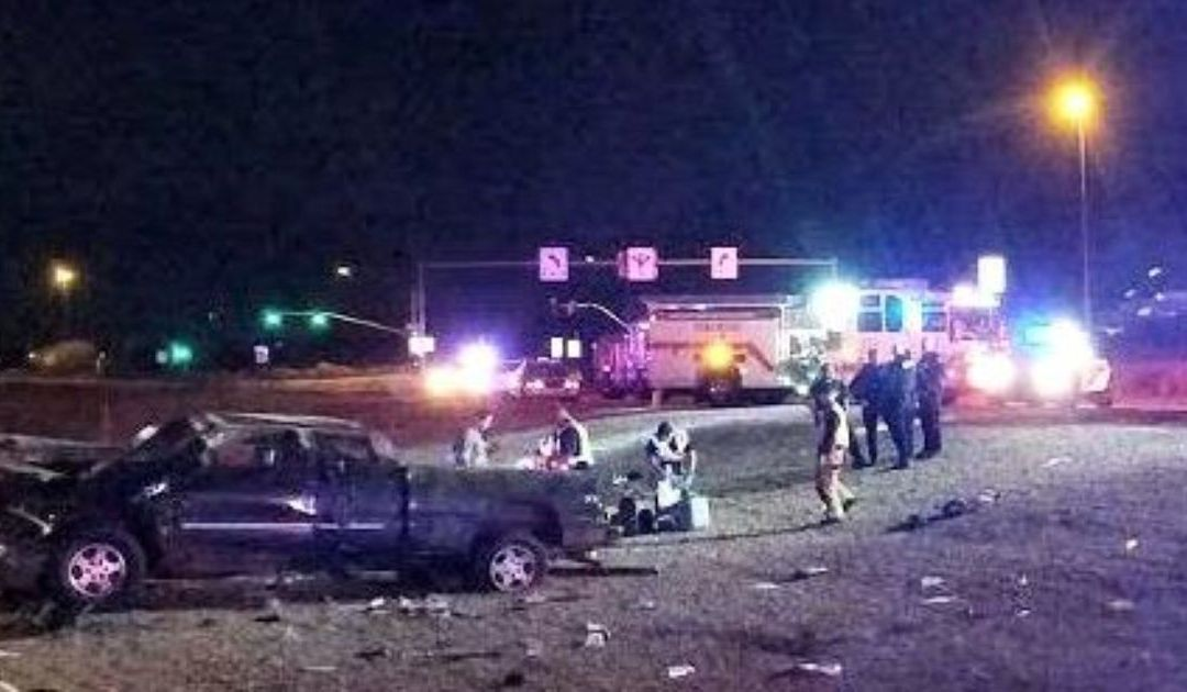 Apache Junction crash critically injures 2 unrestrained women who were ejected, officials say