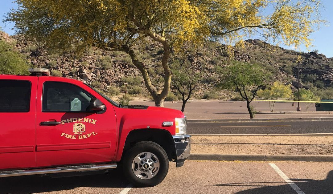 Body found on South Mountain