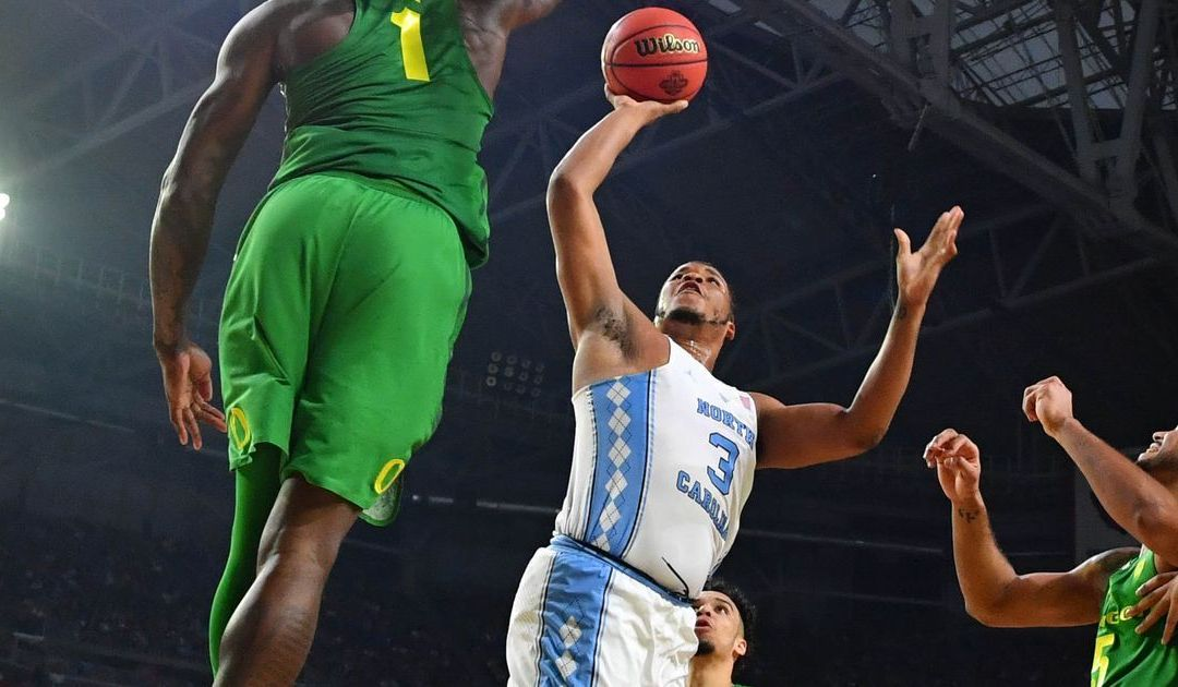 North Carolina back in title game after dispatching Oregon in Final Four