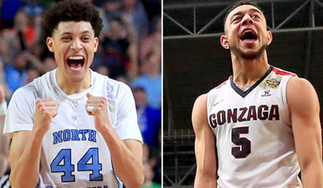 National championship preview: North Carolina vs. Gonzaga