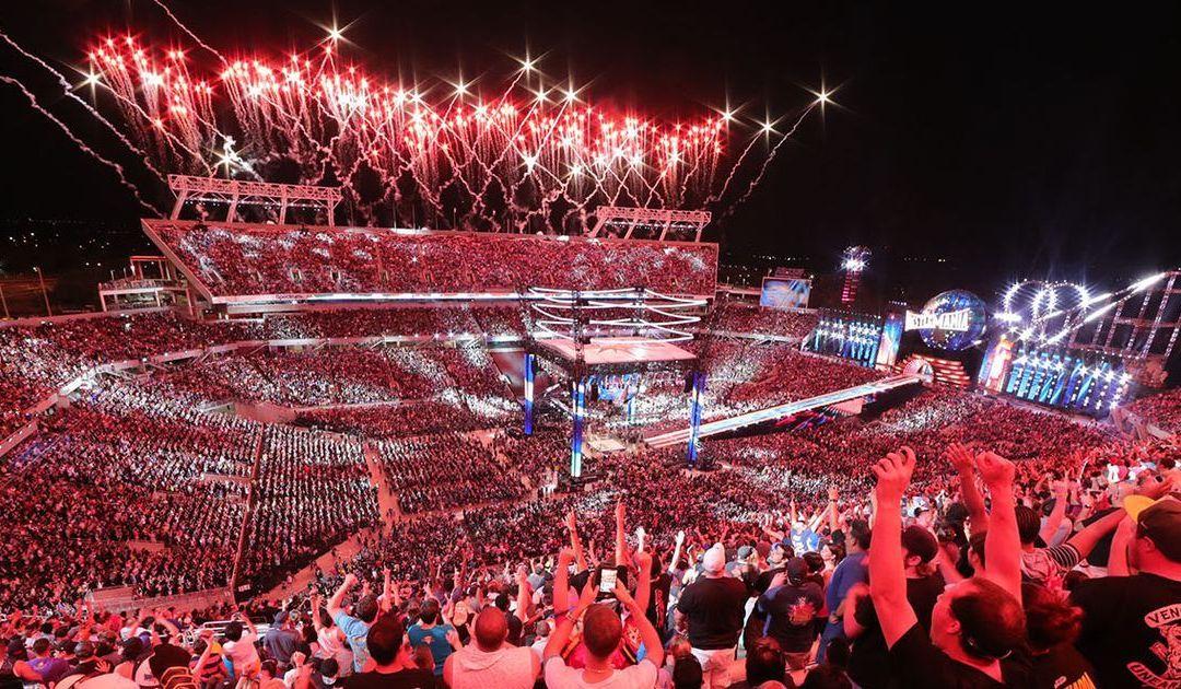 Undertaker's retirement caps night of surprises