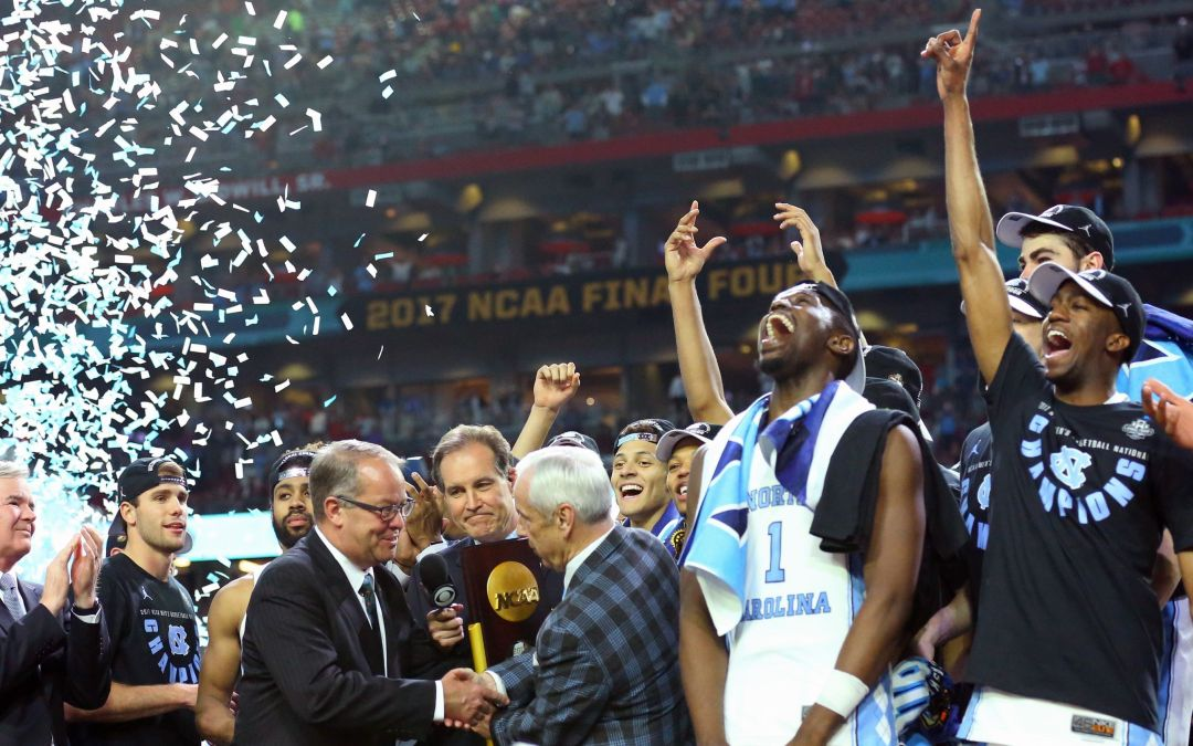 NCAA championship in Arizona: North Carolina wins title