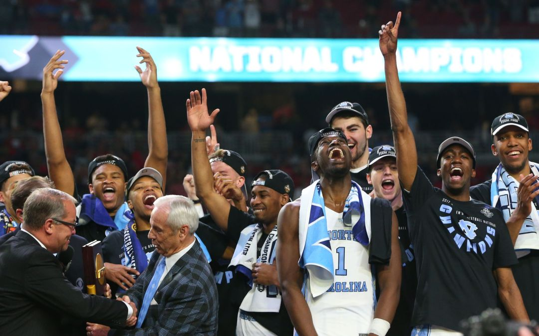 Redemption indeed as Tar Heels deliver on title