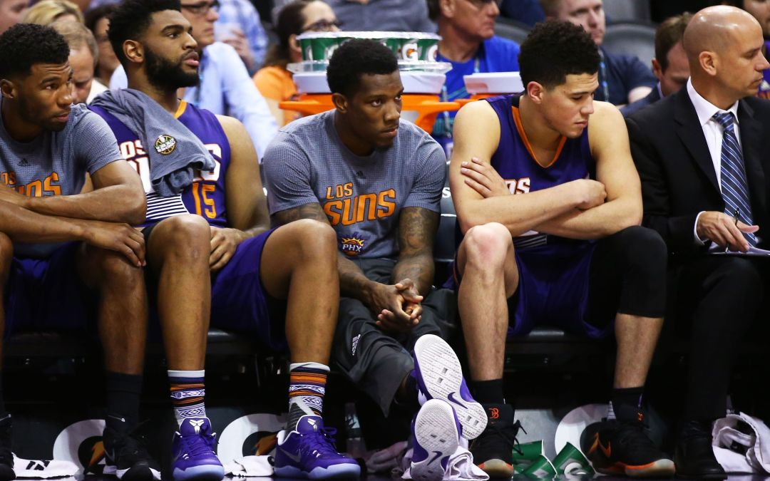 New low for Phoenix Suns?