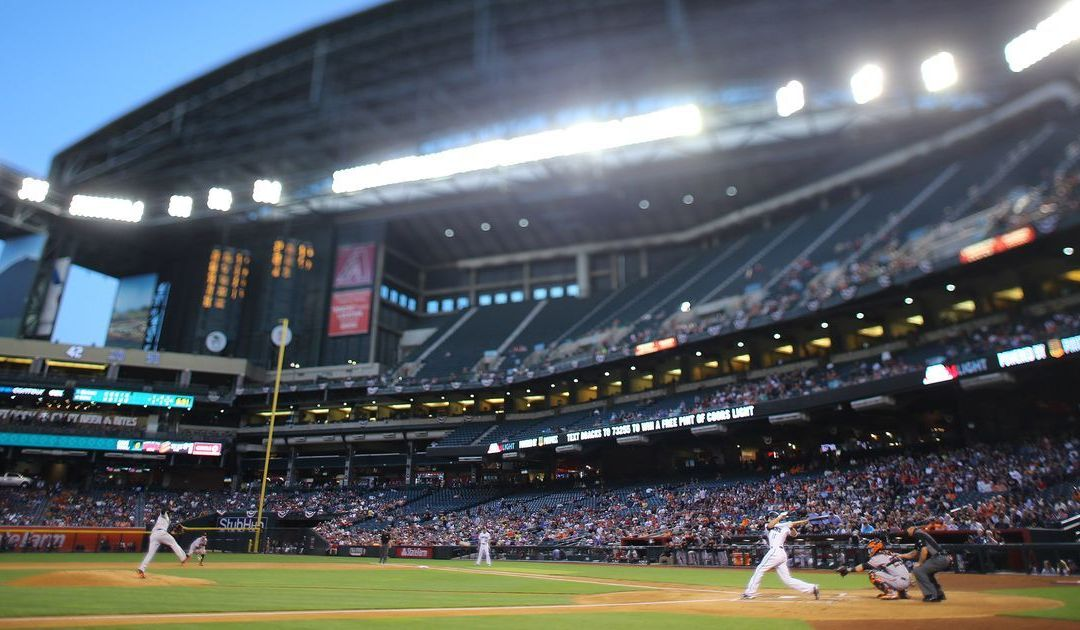 Diamondbacks will store baseballs in humidor