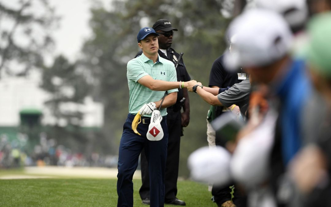 Jordan Spieth distances himself from Masters collapse on No. 12