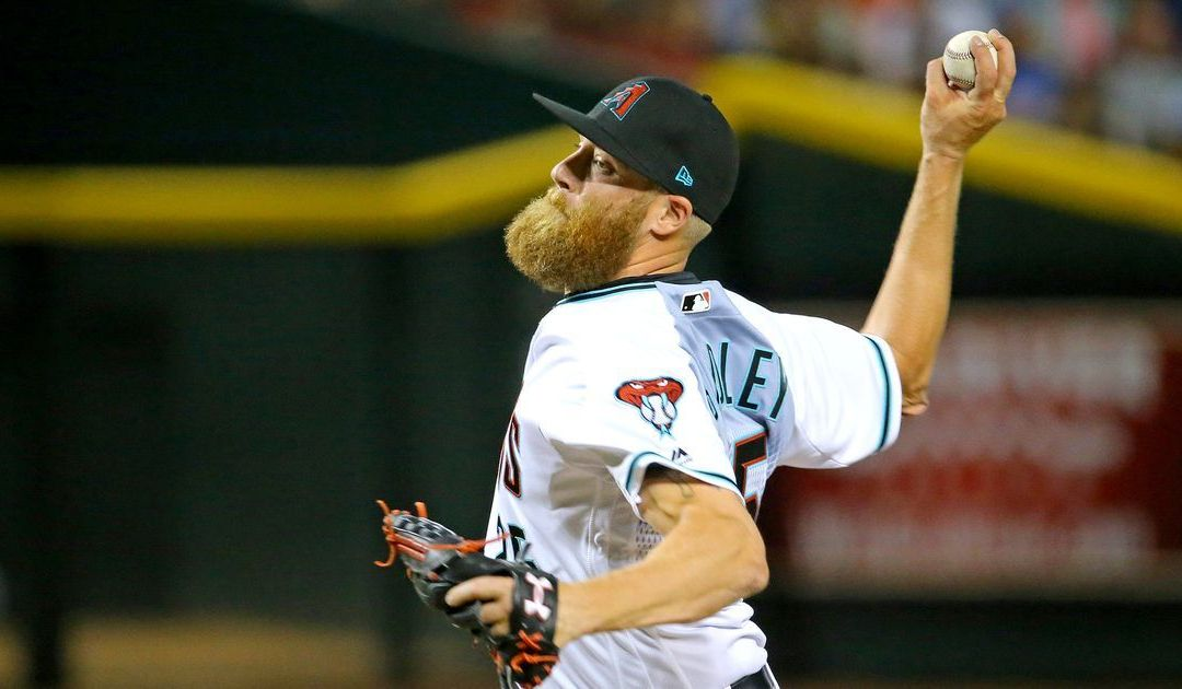 Archie Bradley dominates Giants with 'electric' stuff