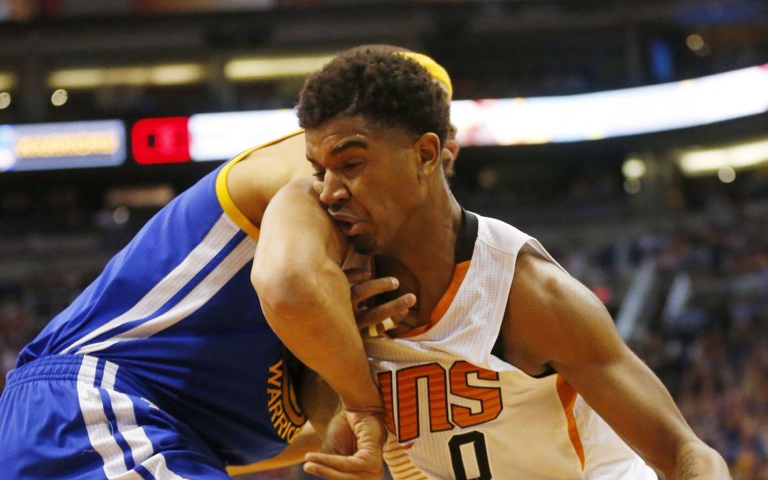 Golden State Warriors at Phoenix Suns