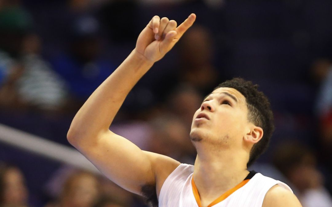 Is Suns guard Devin Booker the Valley's next big star?
