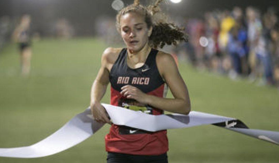 Rio Rico's Allie Schadler breaks girls 3,200-meter state record