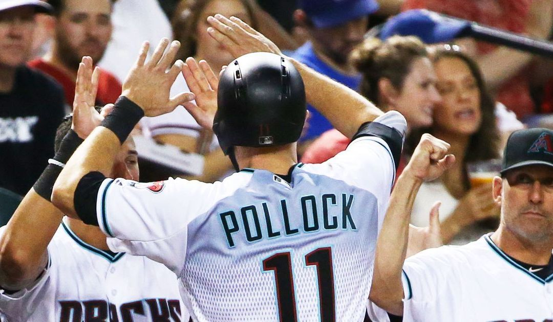 Diamondbacks rally to win over Dodgers with 9 runs in 8th inning