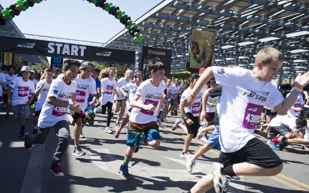 A boy, a wish and a day at Pat's Run