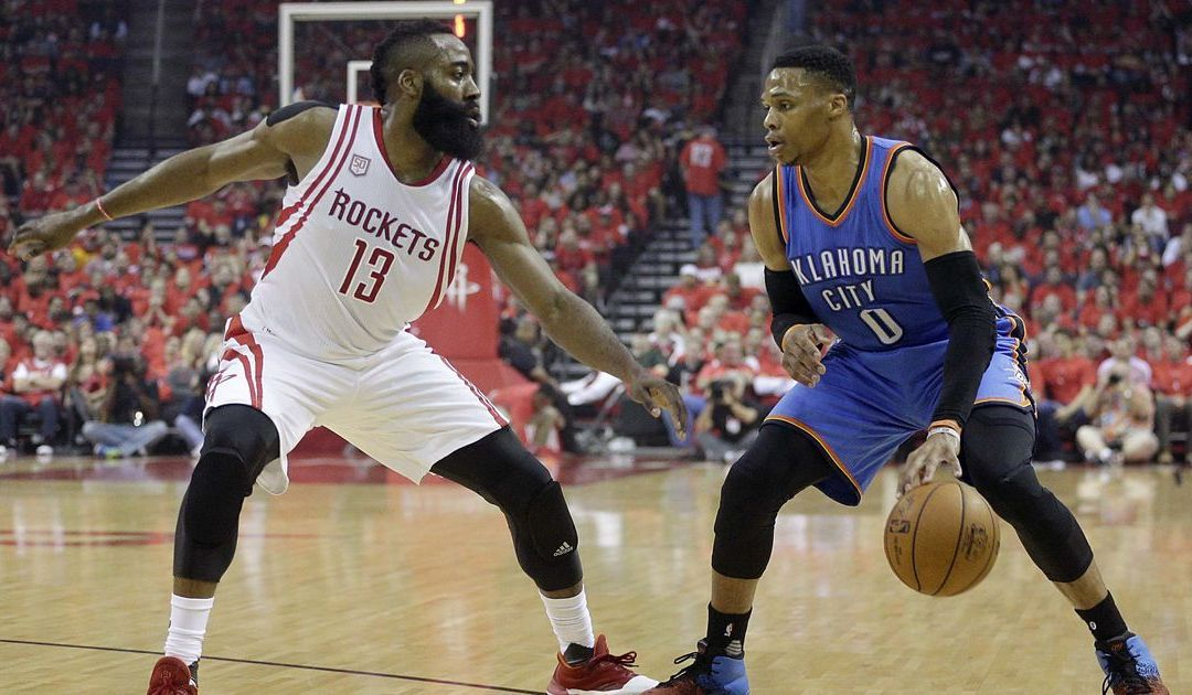 Rockets get best of Westbrook, eliminate Thunder with Game 5 win
