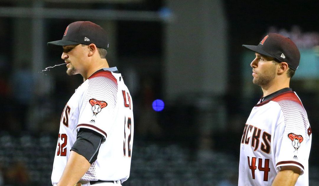 Diamondbacks play in front of smallest crowd in team history