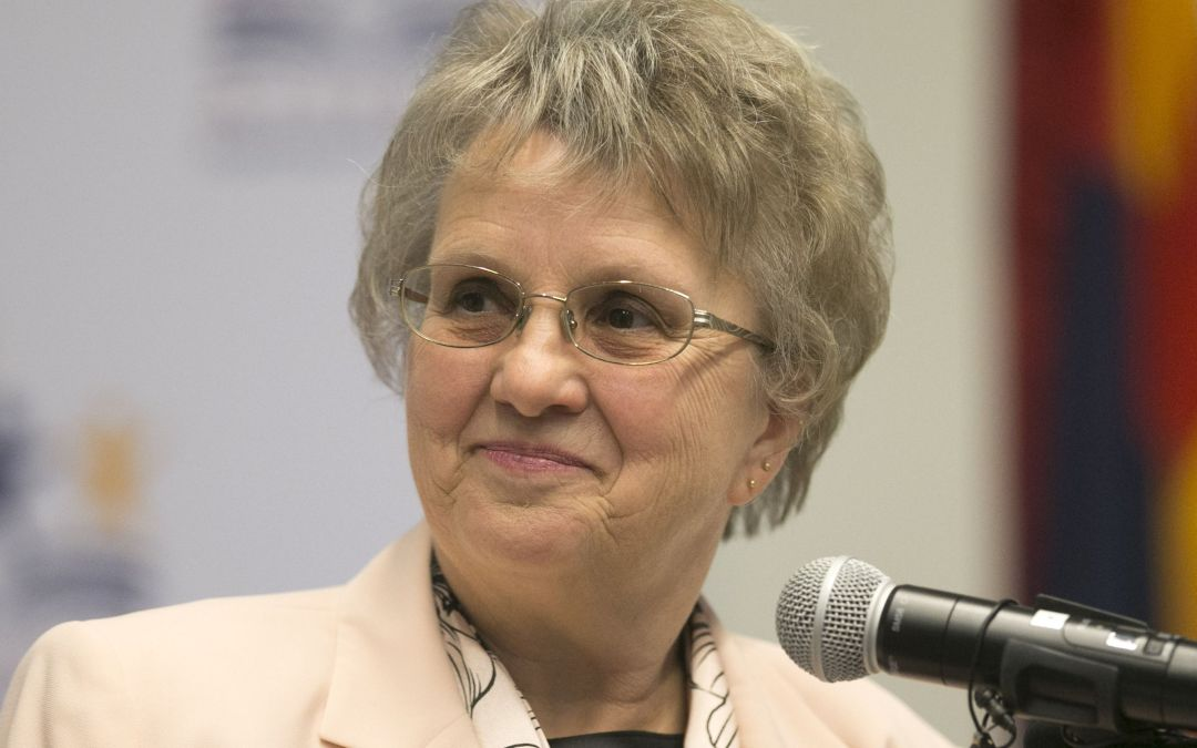 Arizona schools Superintendent Diane Douglas calls for major raise for teachers