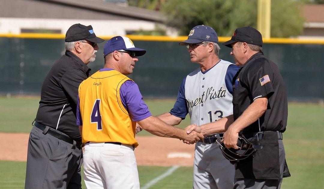 Firing of Desert Vista baseball coach Stan Luketich makes no sense